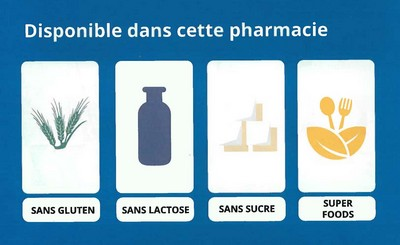 Pharmacie alimentaire